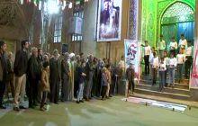 آش «مرگ بر آمریکا» در افتتاحیه جشنواره مردمی فیلم عمار