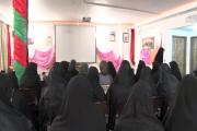 اکران فیلم های جشنواره عمار در جلسات مرکز بانوان بصیر