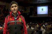 اکران ویژهی فیلم های جشنواره عمار در دبیرستان غیردولتی رویش