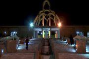 اکران فیلمهای جشنواره مردمی فیلم عمار در مرقد شهدای گمنام