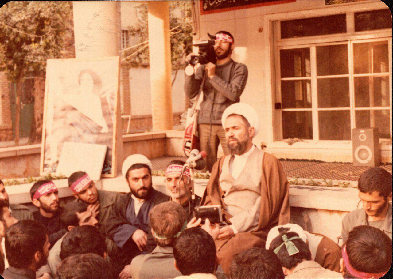 تصویری دیدهنشده از مرحوم آیتالله حائری شیرازی